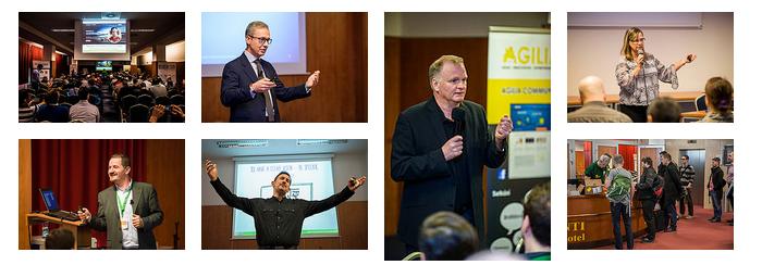 Agilia Conference Photo