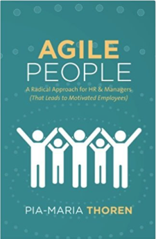Aguarra - AGILE PEOPLE - Book Overview and Opinion